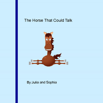The Horse That Could Talk