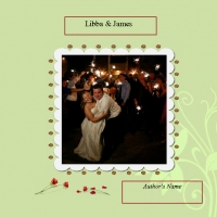 The Wedding of Libba and James Fyke