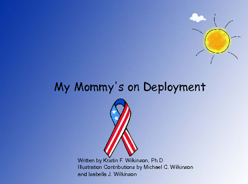 My Mommy's on Deployment
