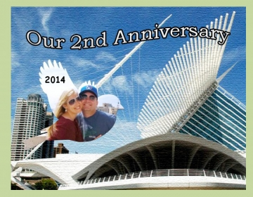 Our 2nd Anniversary