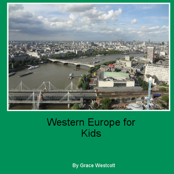 Western Europe for Kids