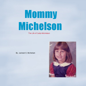 Mommy Michelson