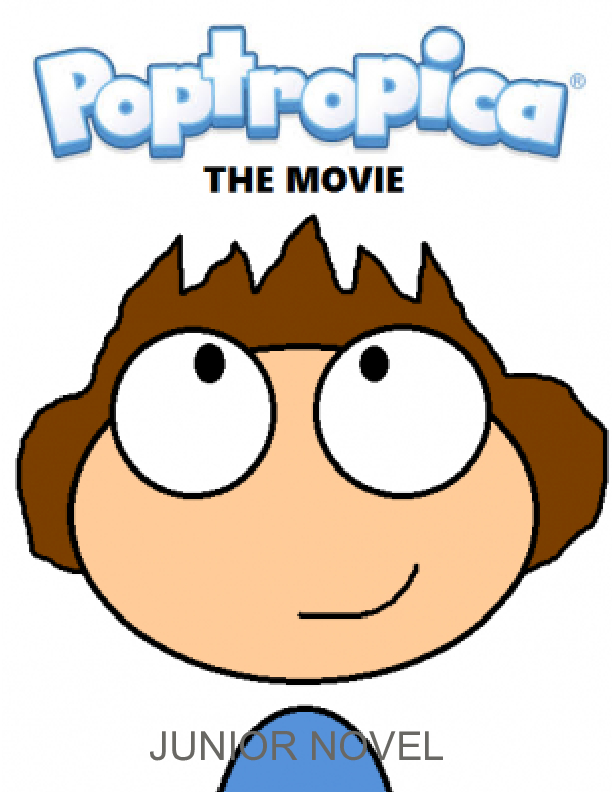 Poptropica the movie book 477603 bookemon for Poptropica coloring pages