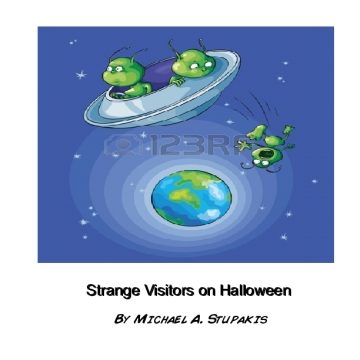 Strange Visitors on Halloween