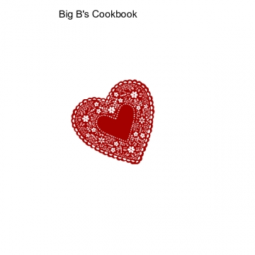 Big B's Cookbook