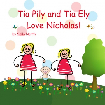 Tia Pily and Tia Ely love Nicholas