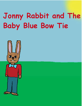 Johnny Rabit and the Baby Blue Bow Tie