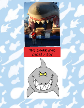 The Shark Who Chose A Boy