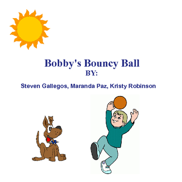 Bobby's Bouncing Ball