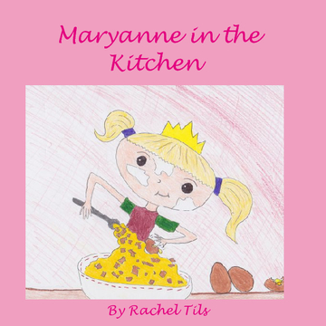 Maryanne in the Kitchen
