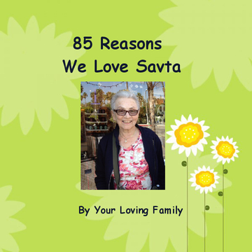 85 Reasons We Love Savta