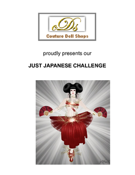 JUST JAPANESE CHALLENGE