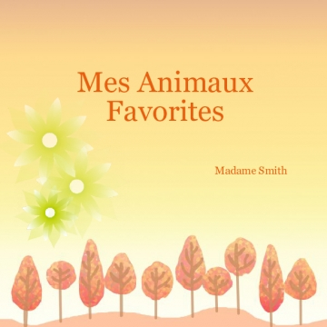 Mes Animaux Favorites