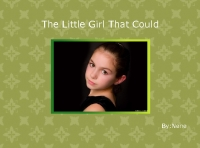 the liitle  girl who could