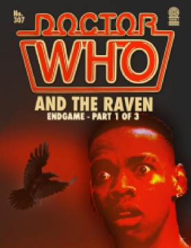 Doctor Who and The Raven