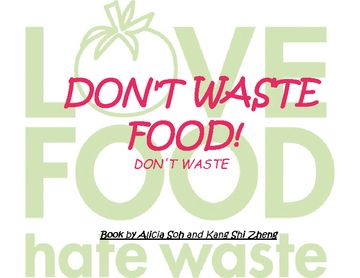 Don't Waste Food !
