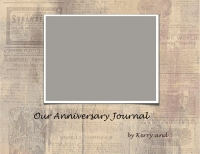 Kerry and Michaels' Anniversary Journal