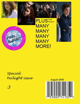 Fizzy Bubbles Magazine