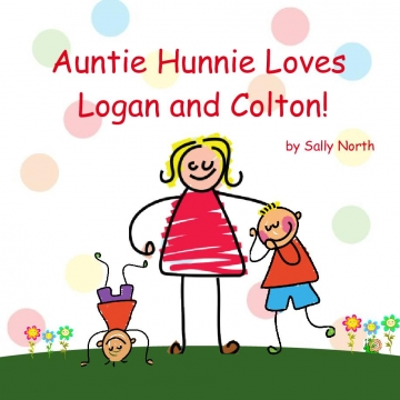 Auntie Hunnie Loves Logan and Colton