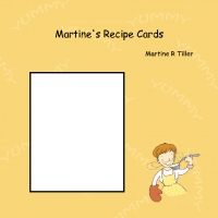 Martine's Recipt Box
