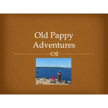 The Adventures of Old Pappy