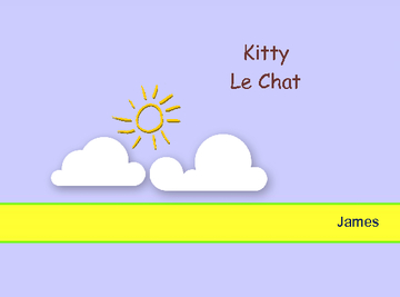 Kitty Le Chat