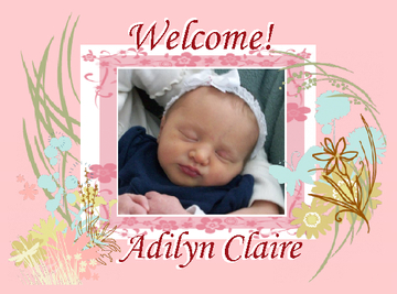 Adilyn Claire