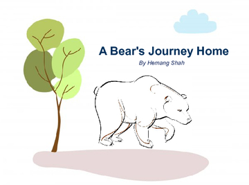 A Bear's Journey Home