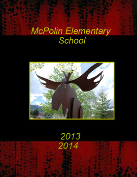 Mc Polin Elementary School  2013- 2014