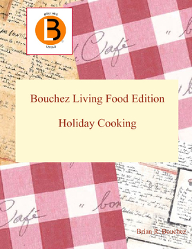 Bouchez Living Food Edition