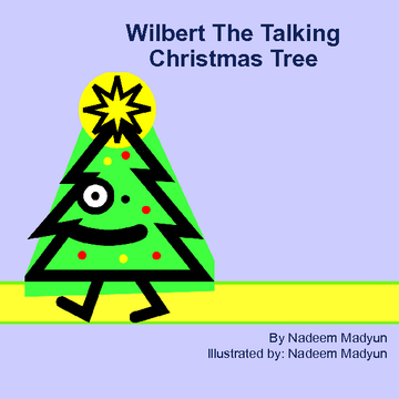 Wilbert The Talking Christmas Tree