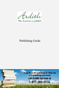 Ardith Self Publishing