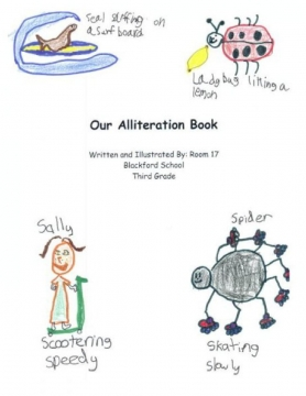Our Alliteration Book