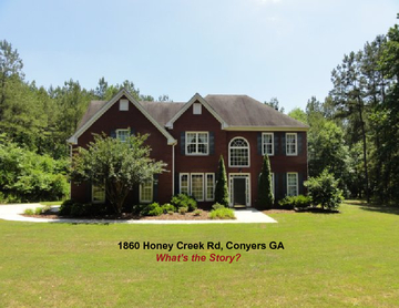 1860 Honey Creek Rd, Conyers, GA 30094