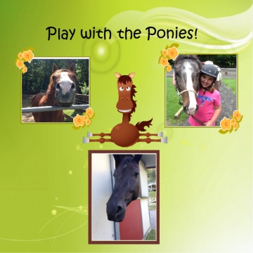 Play With the Ponies