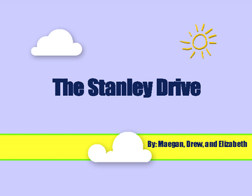 The Stanley Drive