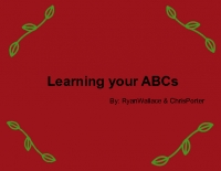 Learning your ABCs