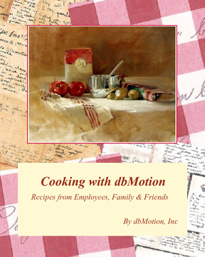 Cooking with dbMotion, Inc