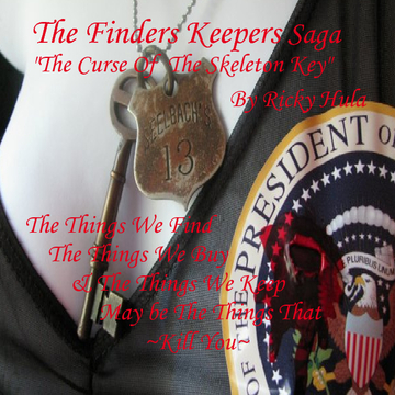 THE FINDERS KEEPERS SAGA