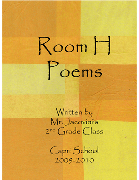 Room H Book of Poems