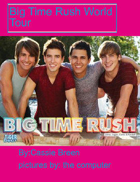 big time rush  world tour