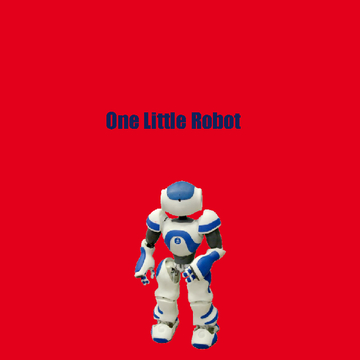 One Little Robot