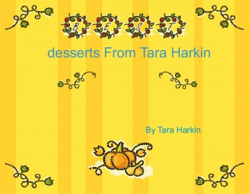 Recipes From Tara Harkin