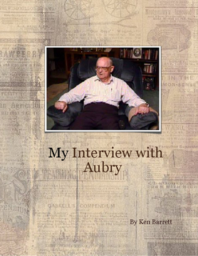 My Interview with Aubry
