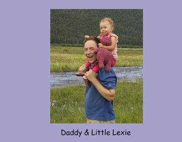 Daddy & Little Lexie