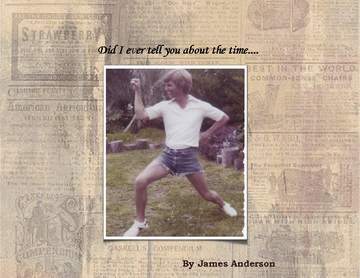 Life Stories By James Anderson