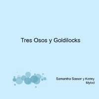 Tres Osos y Goldilocks