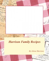 Harrison Recipes