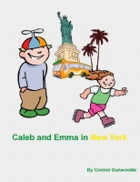 Caleb and Emma in New York