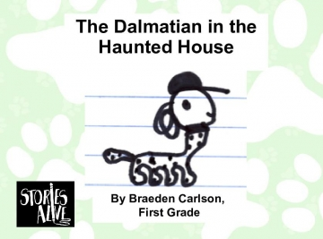 The Dalmatian and the Haunted House